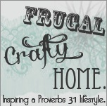 Frugal Crafty Home Blog Hop 16