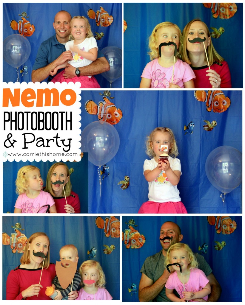 Nemo Photobooth and Party