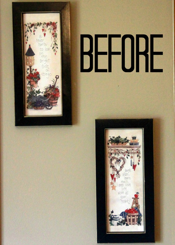 repurpose a frame before