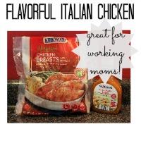 Flavorful Italian Chicken