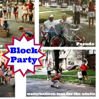 How To Have A Block Party