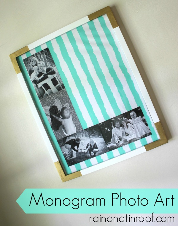 Monogram Photo Art