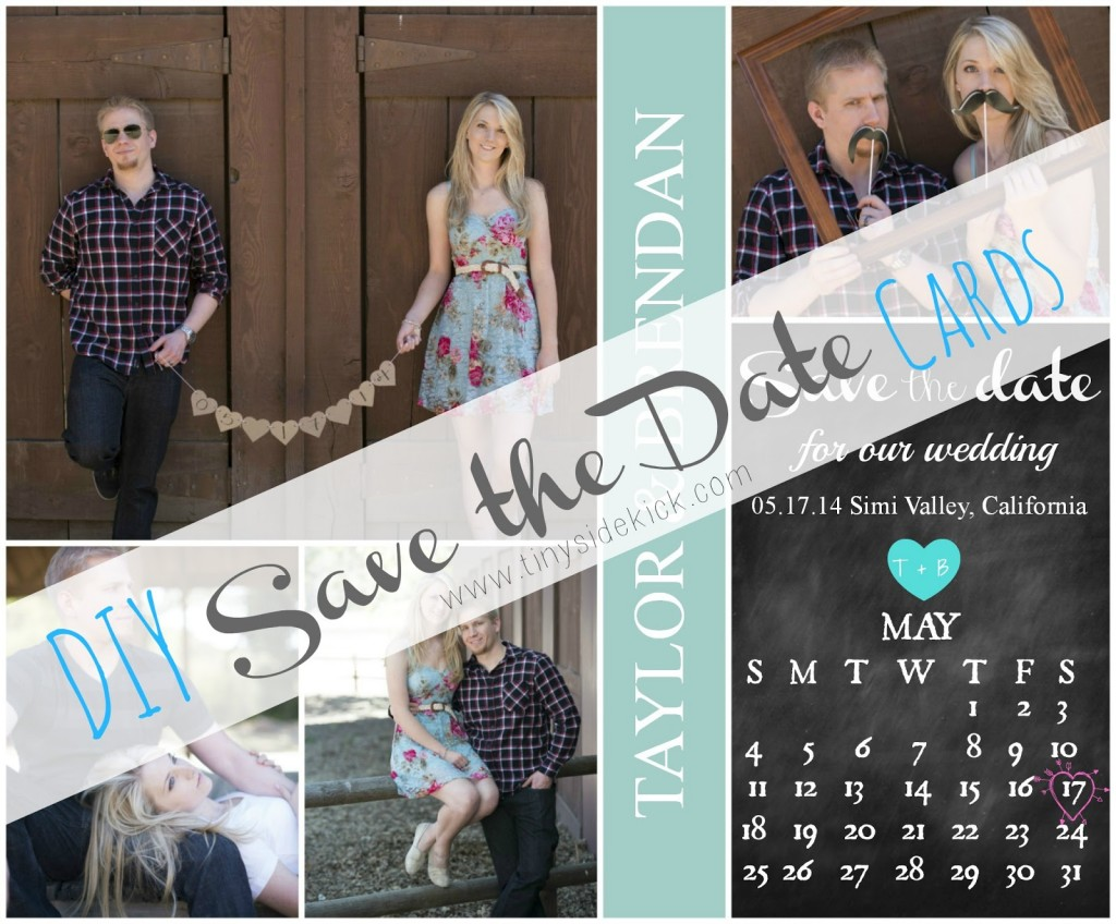 budget wedding save the date cards