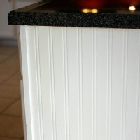 Easy Wainscoting