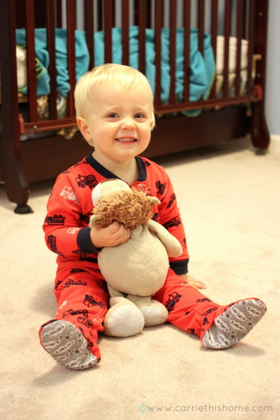 How To Keep A Baby or Toddler Warm At Night - Carrie This Home