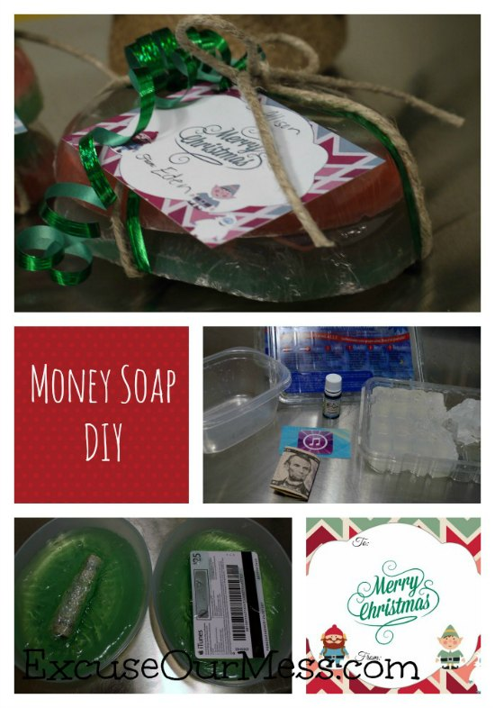 Money Soap--a great and hilarious gift idea!