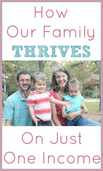 Thrive-on-Just-One-Income