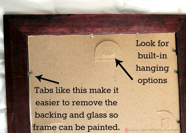 How to spot a good used frame on the cheap