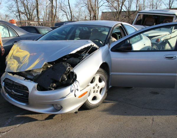 The fact that we walked away from this accident unharmed shows God's protection!