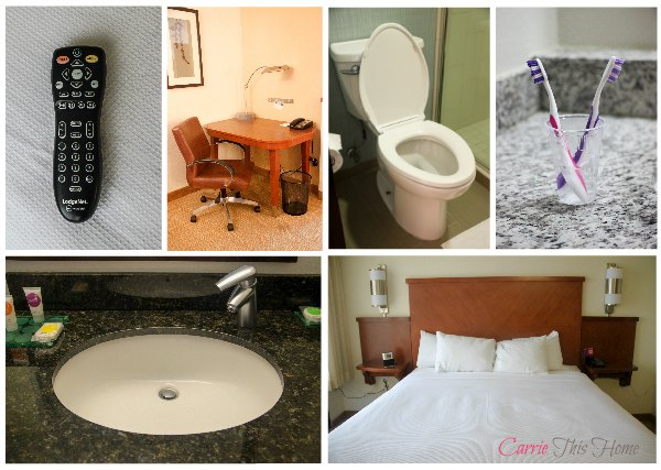 How to sanitize a hotel room in 5 minutes