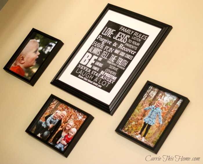 Fall is such a beautiful season!  That's why I love to use Fall photos in my decor every year!  Almost Free Fall Decorating that you can do today!
