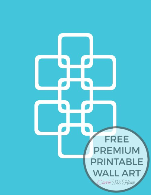 These Free Premium Wall Art Printables are awesome!