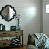 Make The Most of Your Entryway {Frugal Crafty Home Blog Hop 117}