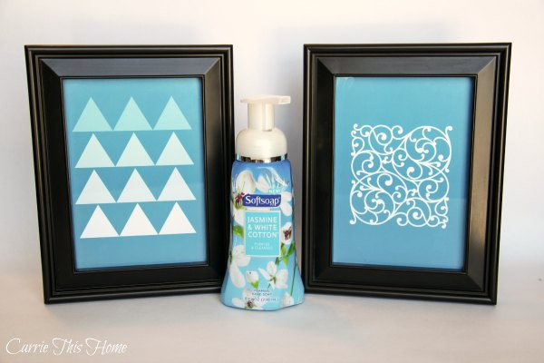 Softsoap premium foaming hand wash and free printables!