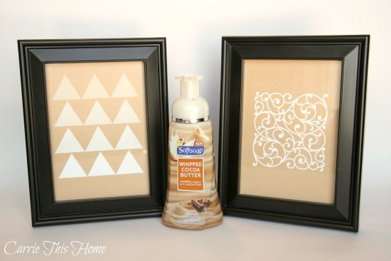 Whipped Cocoa Butter By Softsoap with free printables!