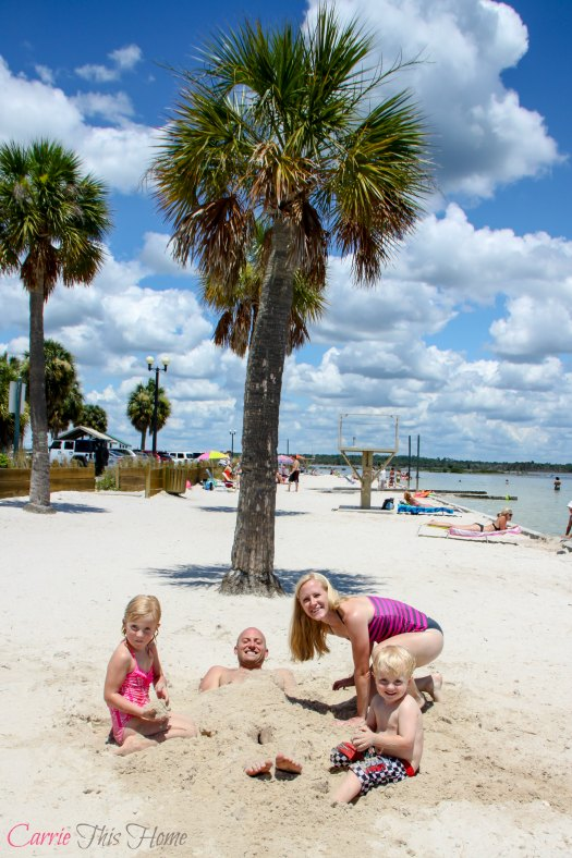 The beach at Pine Island is a must see on your Florida vacation!