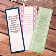 Free Printable Scripture Bookmarks