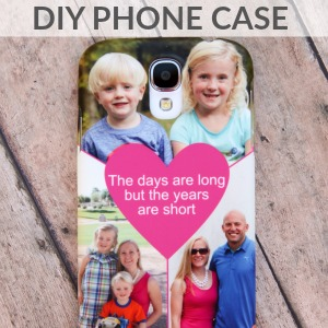 DIY Photo Phone Case