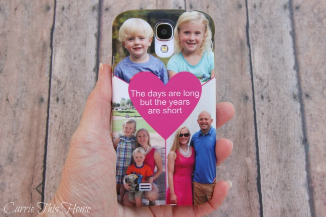 Design a phone cover to help you stay focused on what really matters