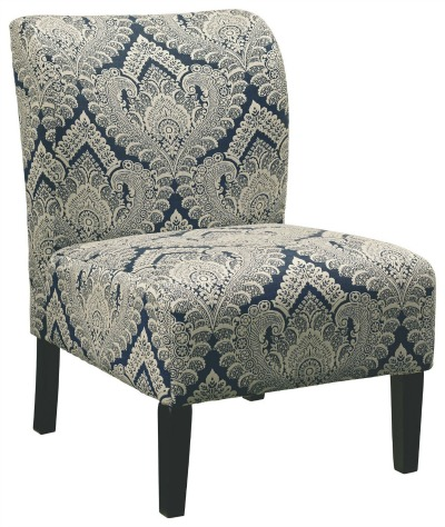 Sapphire accent chair