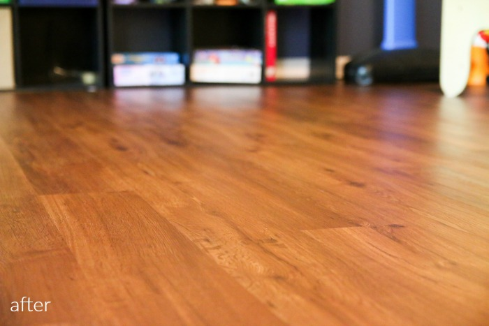 how to clean hard floors in less than 15 minutes