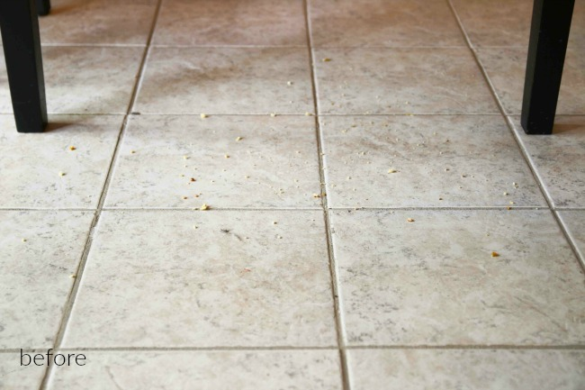 clean and sanitize floors in 15 minutes carriethishome