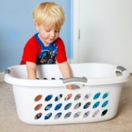 How To Get Kids To Help With The Laundry