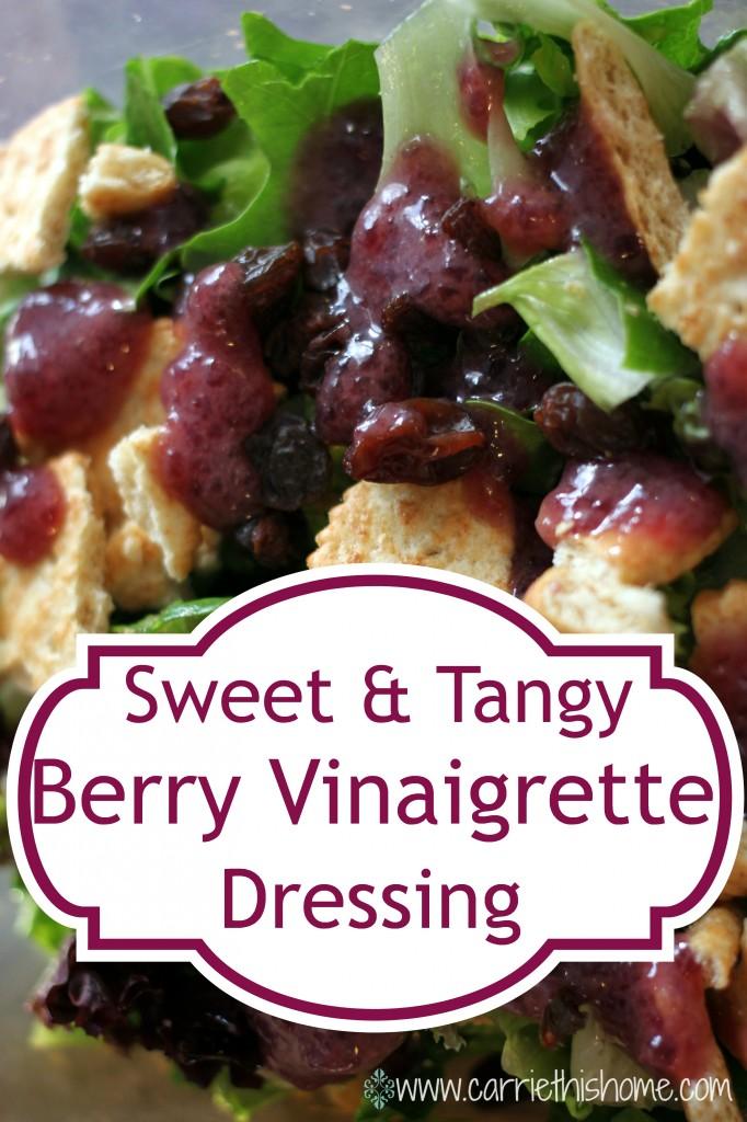 Berry Vinaigrette Dressing2