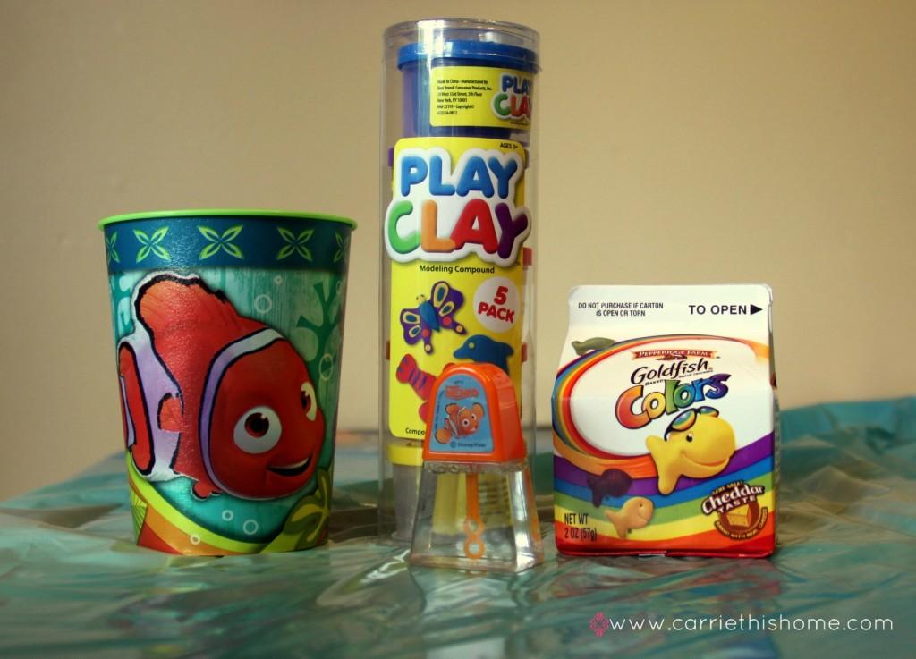 Nemo party favors