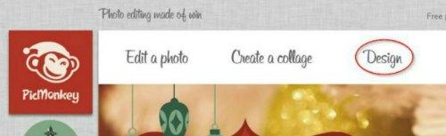 how to use PicMonkey's free chalkboard background 2