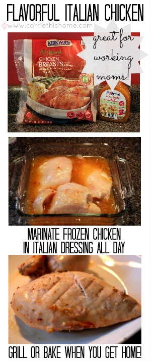 Flavorful Italian Chicken