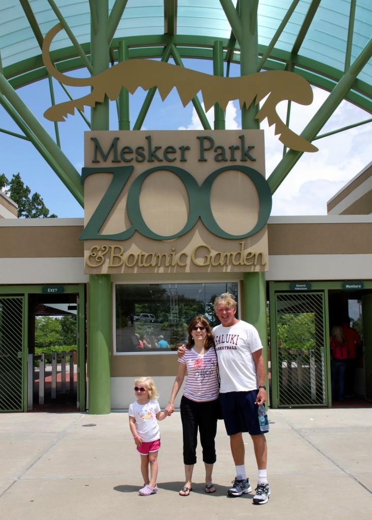 Mesker Park Zoo