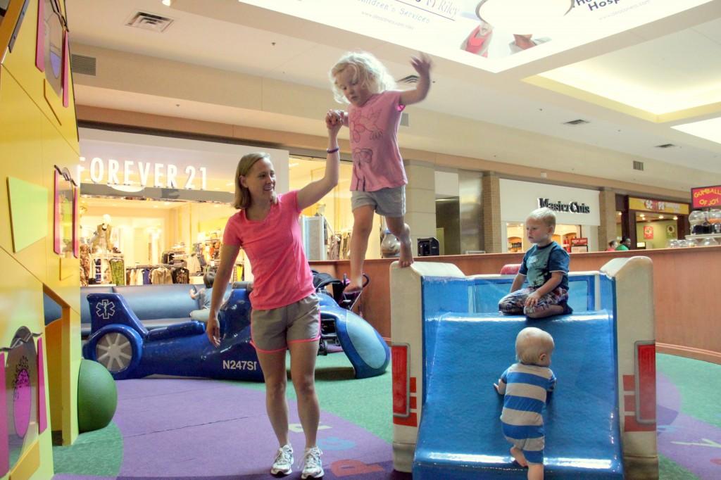 Eastland Mall Play Area