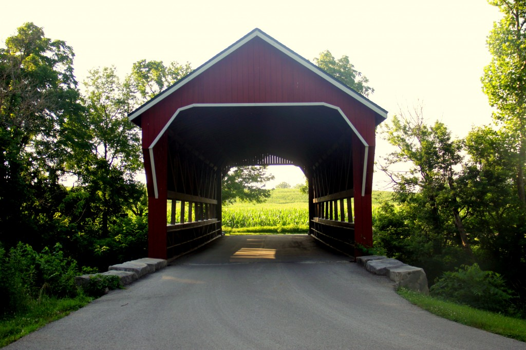 Covered Bridge at Wilstem Ranch