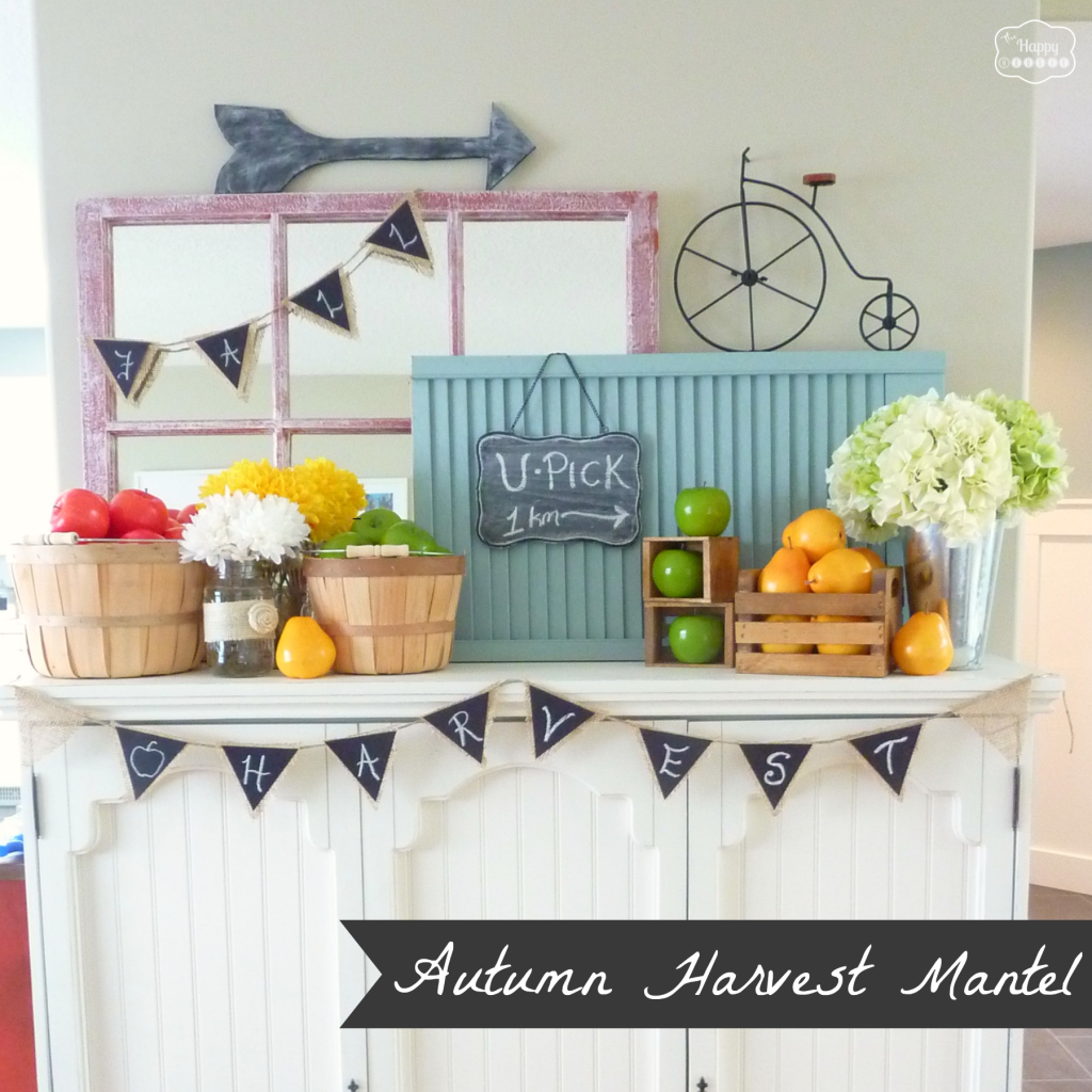 Autumn-Harvest-Mantel-decorating-for-fall-at-thehappyhousie-1024x1024
