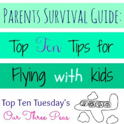 10 Tips for Flying With Kids
