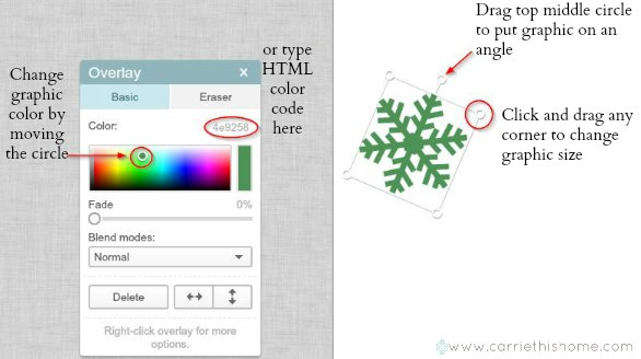 How to edit graphics in PicMonkey