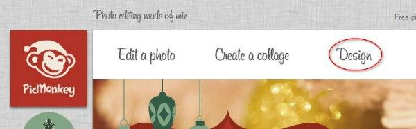 click on design
