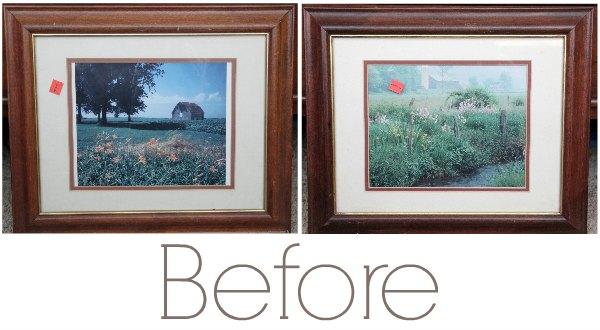 Frames before