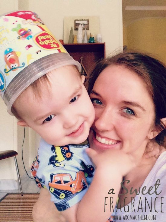 open letter to my toddler