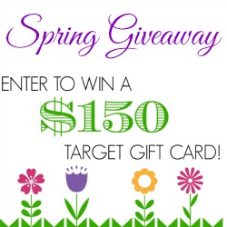 Get Ready For Spring Giveaway