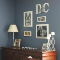 How To Paint With A Dark Color