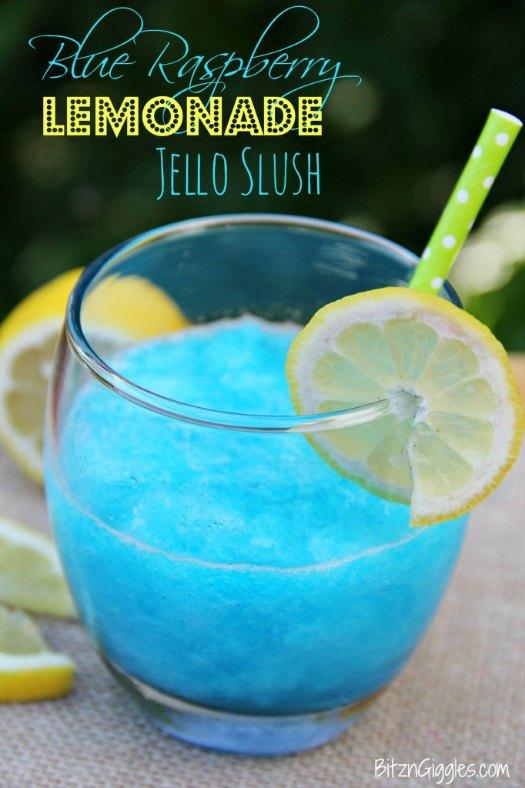 Blue-Raspberry-Lemonade-Jello-Slush