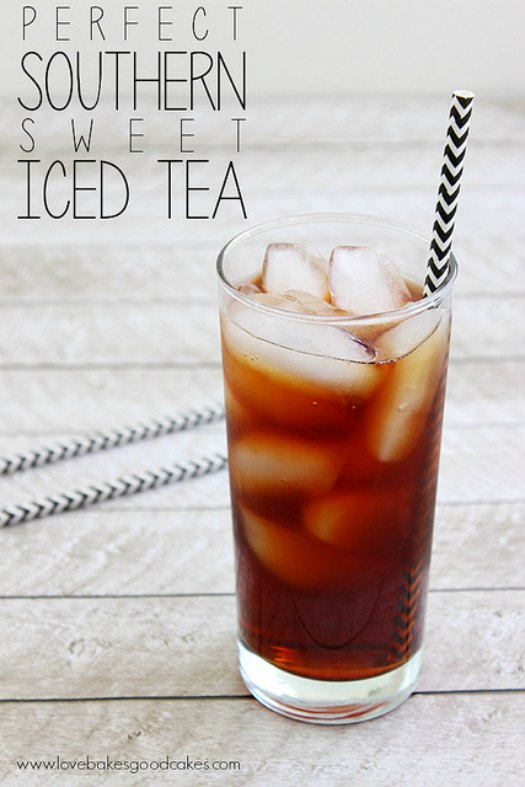 Perfect Sweet Tea (Never Bitter)