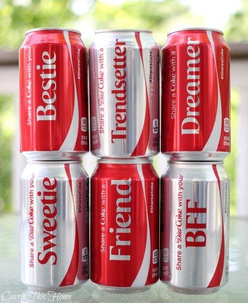Share a Coke with a friend!