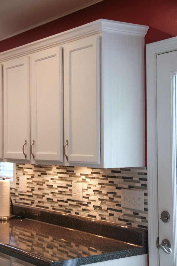 Budget kitchen makeover for Budget kitchen cabinets