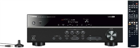 Best selling receiver on Amazon