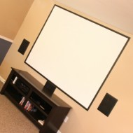 Build Your Own Home Movie Theater
