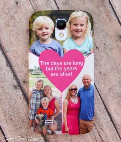 DIY photo phone case by CaseApp