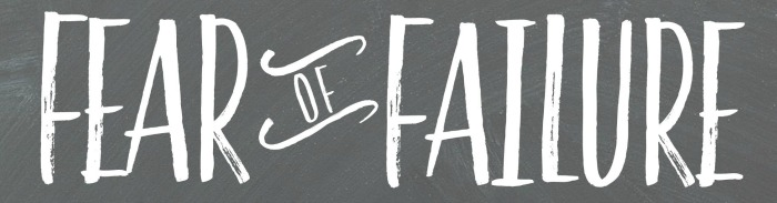Fear of Failure graphic